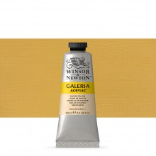 W&N : Galeria : Acrylic Paint : 60ml : Naples Yellow