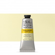 Winsor & Newton : Galeria : Acrylic Paint : 60ml : Pale Lemon