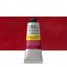 W&N : Galeria : Acrylic Paint : 60ml : Perm Aliz Crimson