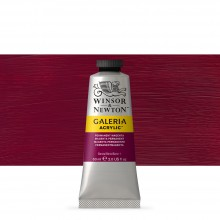 W&N : Galeria : Acrylic Paint : 60ml : Permanent Magenta