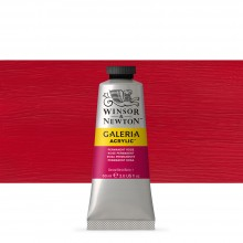 Winsor & Newton : Galeria : Acrylic Paint : 60ml : Permanent Rose