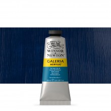 W&N : Galeria : Acrylic Paint : 60ml : Phthalo Blue
