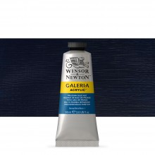Winsor & Newton : Galeria : Acrylic Paint : 60ml : Prussian Blue Hue