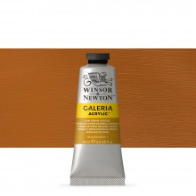 Winsor & Newton : Galeria : Acrylic Paint : 60ml : Raw Sienna Opaque