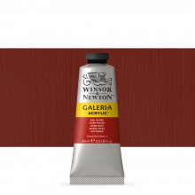 Winsor & Newton : Galeria : Acrylic Paint : 60ml : Red Ochre