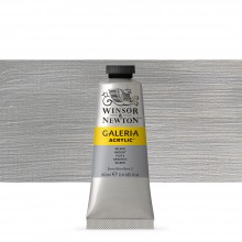 W&N : Galeria : Acrylic Paint : 60ml : Metallic Silver