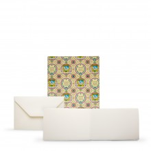 Fabriano : Medioevalis : 100 Blank Cards & Envelopes : 11.5x17cm : Landscape