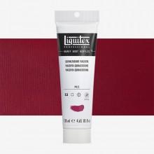 Liquitex : Professional : Heavy Body Acrylic Paint : 138ml : Quinacridone Magenta