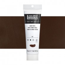 Liquitex : Professional : Heavy Body Acrylic Paint : 138ml : Burnt Umber