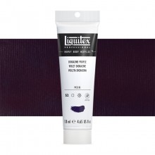 Liquitex : Professional : Heavy Body Acrylic Paint : 138ml : Dioxazine Purple