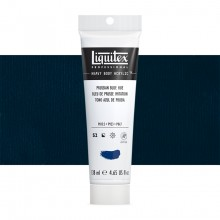 Liquitex : Professional : Heavy Body Acrylic Paint : 138ml : Prussian Blue Hue