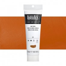 Liquitex : Professional : Heavy Body Acrylic Paint : 138ml : Raw Sienna