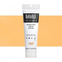 Liquitex : Professional : Heavy Body Acrylic Paint : 138ml : Unbleached Titanium