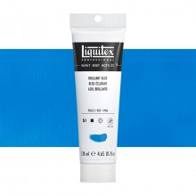Liquitex : Professional : Heavy Body Acrylic Paint : 138ml : Brilliant Blue