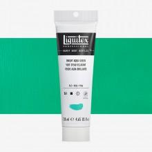 Liquitex : Professional : Heavy Body Acrylic Paint : 138ml : Bright Aqua Green