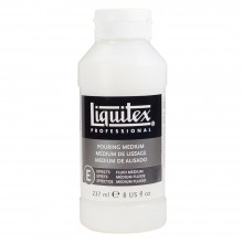 Liquitex : Professional : Pouring Medium : 237ml