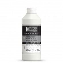 Liquitex : Professional : Pouring Medium : 473ml : Gloss