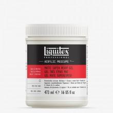 Liquitex : Matt Super Heavy Gel : 473ml