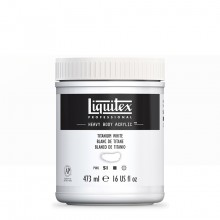 Liquitex : Professional : Heavy Body Acrylic Paint : 473ml : Titanium White