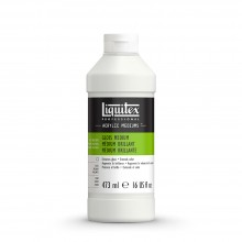 Liquitex : Professional : Fluid Gloss Medium : 473ml