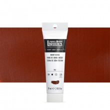 Liquitex : Professional : Heavy Body Acrylic Paint : 59ml : Burnt Sienna