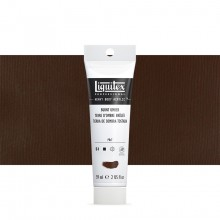 Liquitex : Professional : Heavy Body Acrylic Paint : 59ml : Burnt Umber