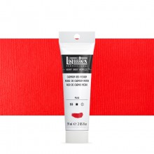 Liquitex : Professional : Heavy Body Acrylic Paint : 59ml : Cadmium Red Medium