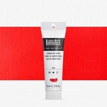 Liquitex : Professional : Heavy Body Acrylic Paint : 59ml : Cadmium Red Medium