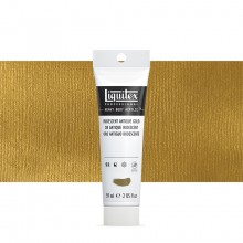 Liquitex : Professional : Heavy Body Acrylic Paint : 59ml : Iridescent Antique Gold