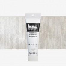 Liquitex : Professional : Heavy Body Acrylic Paint : 59ml : Iridescent White