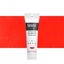 Liquitex : Professional : Heavy Body Acrylic Paint : 59ml : Napthol Red Light