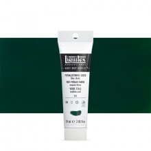 Liquitex : Professional : Heavy Body Acrylic Paint : 59ml : Pthalo Green B/S