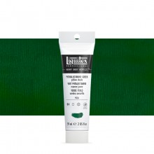 Liquitex : Professional : Heavy Body Acrylic Paint : 59ml : Phthalo Green Yellow Shade