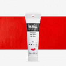 Liquitex : Professional : Heavy Body Acrylic Paint : 59ml : Pyrrole Red