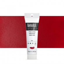 Liquitex : Professional : Heavy Body Acrylic Paint : 59ml : Pyrrole Crimson