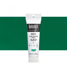 Liquitex : Professional : Heavy Body Acrylic Paint : 59ml : Transparent Viridian Hue