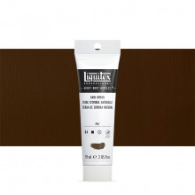 Liquitex : Professional : Heavy Body Acrylic Paint : 59ml : Raw Umber