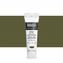 Liquitex : Professional : Heavy Body Acrylic Paint : 59ml : Transparent Raw Umber