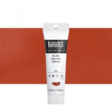 Liquitex : Professional : Heavy Body Acrylic Paint : 59ml : Red Oxide