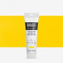 Liquitex : Professional : Heavy Body Acrylic Paint : 59ml : Yellow Light Hansa