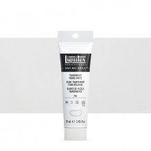 Liquitex : Professional : Heavy Body Acrylic Paint : 59ml : Mixing White