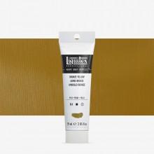 Liquitex : Professional : Heavy Body Acrylic Paint : 59ml : Bronze Yellow