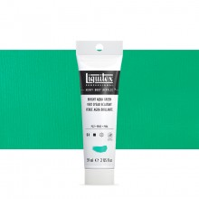 Liquitex : Professional : Heavy Body Acrylic Paint : 59ml : Bright Aqua Green