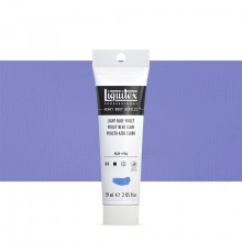 Liquitex : Professional : Heavy Body Acrylic Paint : 59ml : Light Blue Violet