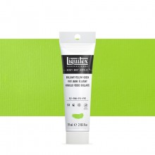 Liquitex : Professional : Heavy Body Acrylic Paint : 59ml : Brilliant Yellow Green