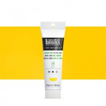 Liquitex : Professional : Heavy Body Acrylic Paint : 59ml : Cadmium Free Yellow Light