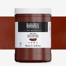 Liquitex : Professional : Heavy Body Acrylic Paint : 946ml : Burnt Sienna