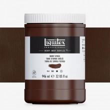 Liquitex : Professional : Heavy Body Acrylic Paint : 946ml : Burnt Umber