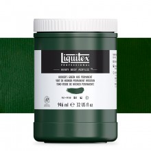 Liquitex : Professional : Heavy Body Acrylic Paint : 946ml : Hookers Green Hue Permanent
