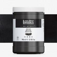 Liquitex : Professional : Heavy Body Acrylic Paint : 946ml : Mars Black